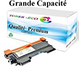 TN2220, Qualité Premium, Toner compatible pour Imprimante, Brother HL2240, Brother HL-2240D, Brother HL-2250DN, Brother HL-2270DW, Brother HL2130, Brother DCP7060, Brother DCP 7065DN, Brother DCP7060D, Brother DCP-7070DW, Brother DCP 7070DW, Brother DCP-7055, Brother MFC7360N, Brother MFC-7860DW, Brother MFC7460DN, Brother MFC7460N, tonereco64 ® (Appareils électroniques)