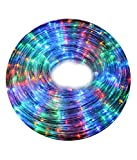 Toygully Multicolour LED Rope Light 5Mtr