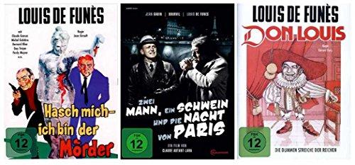 Die Louis De Funes - Fan Edition [3 DVDs]