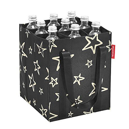 reisenthel Bottlebag, Polyester, Stars, 24 x 28 x 24 cm