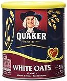 #7: Quaker White Oats Tin, 500g