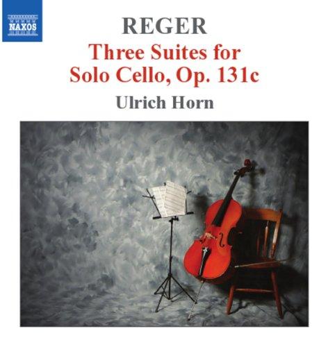 Drei Suiten Fr Solo Cello