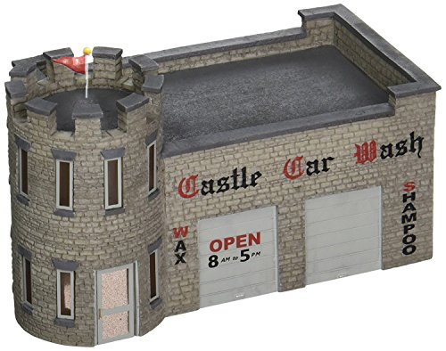 Bachmann Industries Roadside Usa Building Castle Car Wash HO Scale Train