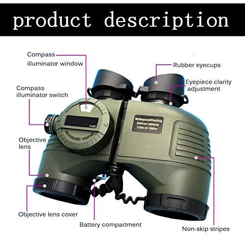Zoom IMG-3 janefly binocolo militare 7x50 hd