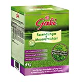 GABI - Rasendünger + Moosvernichter, 4 kg