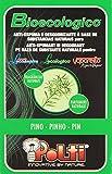 Polti Bioecologico Pin pour Lecoaspira Anti-Mousse et Desodorisant Produit Antibacterien