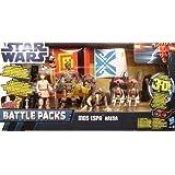 "Star Wars Battle Pack ""Mos Espa Arena"" Star Wars Episodio I - la minaccia fantasma 3D"