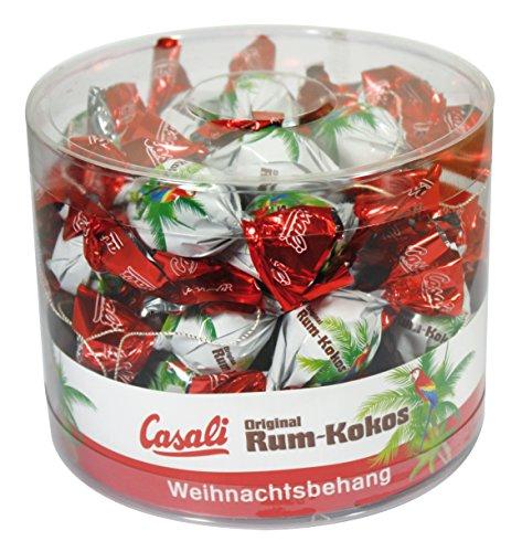 Preisvergleich Produktbild Casali - Rum-Kokos Weihnachtsbaum-Behang - 500g