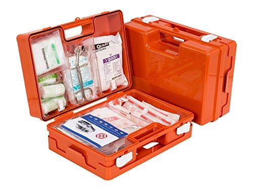 Erste-Hilfe-Koffer Kindertagesstätte (DIN 13157) - Speziell für Kitas und Kindergärten