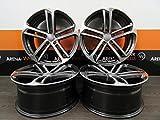 4 Alufelgen Ultra Wheels UA10 18 Zoll passend für Audi A3 S3 8V RS3 8P ASA6 4F Q2 GA Q3 8U TT 8S 8J NEU