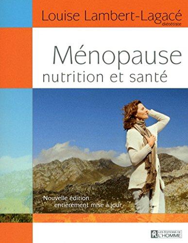 MENOPAUSE NUTRITION ET SANTE