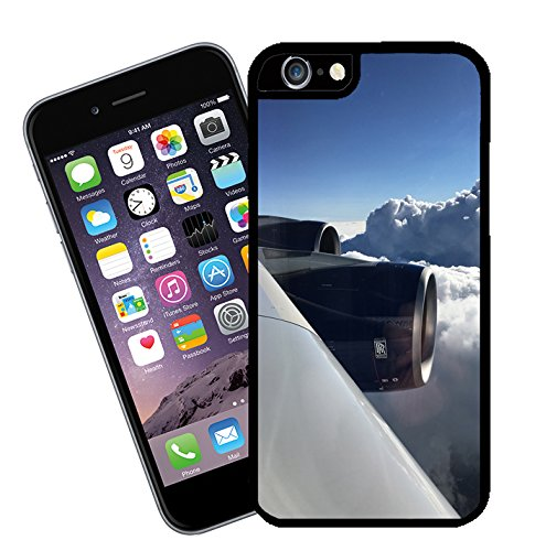 British Airways A380 iPhone case - This cover will fit Apple model iPhone 4 and 4s - By Eclipse Gift Ideas