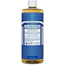 Dr. Bronners Peppermint 946 ml (Seife)