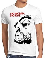 style3 No Women, No Kids T-Shirt Homme Léon The Professional portman nathalie reno jean