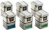 Samova Tasting-Box, 6er Pack (6 Mini-Dosen x 15-20g)