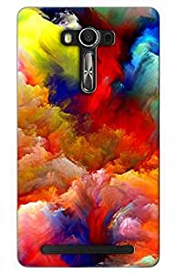 love Designer Printed Back Case Cover for Asus Zenfone 2 Laser ZE550KL