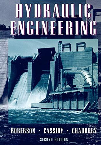 Hydraulic Engineering 2e