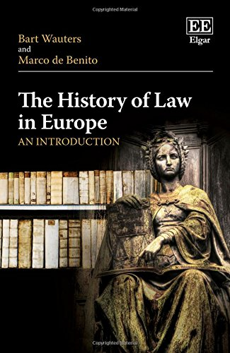 The History of Law in Europe: An Introduction