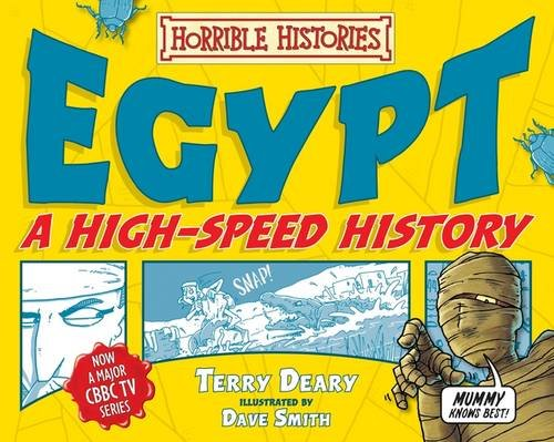 Egypt ; a high-speed history