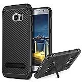 BENTOBEN Coque Samsung S7, Etui Galaxy S7, Housse de Protection Fibre Carbone...