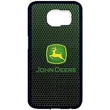 Samsung Galaxy S6 Caso Case John Deere Brand Logo Durable Cute Phone Case Cover PpnnOlalab