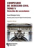 Compendio de Derecho Civil Tomo V: 5 (Manuales)