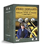 Fred Dibnahs World Of Steam Steel And Stone Box Set [DVD]