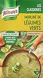 Knorr Soupe Mouliné de Légumes Verts 1 L