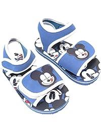 Sandalias Mickey Mouse para niños - Sandalias Disney Mickey Mouse para Playa o Piscina