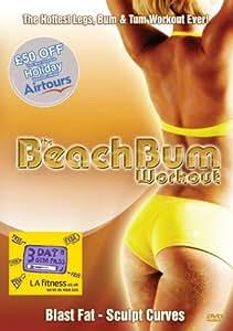 The Beach Bum Workout DVD