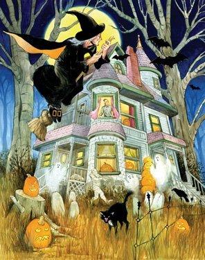 All Hallows Eve Halloween Countdown Calendar (Advent Calendar)