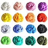 Air Dry Clay, Swallowzy 12 Colors Floam Slime Stress Relief No Borax...