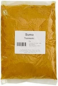 Bulk Milled Spices Turmeric 1 kg