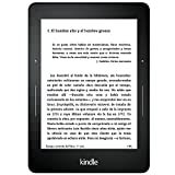 E-reader Kindle Voyage, pantalla de 6'' (15,2 cm) de alta resolución...