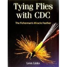 TYING FLIES W/CDC
