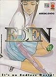 Eden - It's an Endless World! n. 11 di Hiroki Endo - Prima ed.Panini