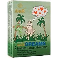 Preisvergleich für AMOR Wild Dreams Kondome 3 Stück