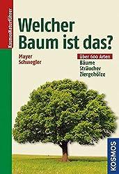 Welcher Baum ist das?: Bäume, Sträucher, Ziergehölze