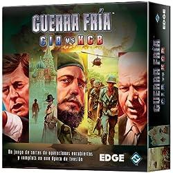 Edge Entertainment - Guerra Fría, juego de mesa (EDGCW01)