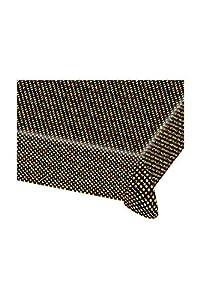 Amscan International Amscan 9901290 - Mantel de plástico con estampado de emoticonos sonrientes