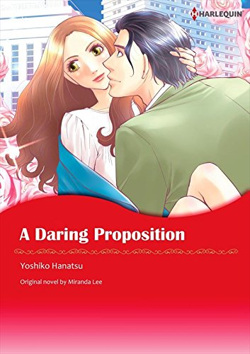 [50P Free Preview] A Daring Proposition (Harlequin comics)