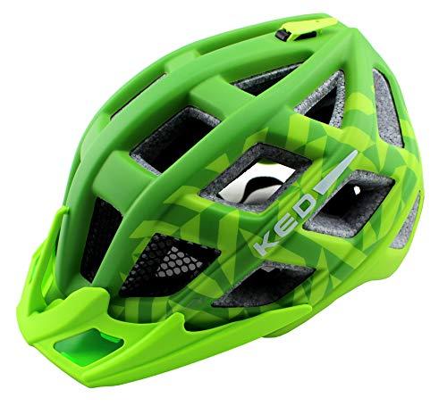 K-E-D Fahrradhelm Crom (M, Green Matt)