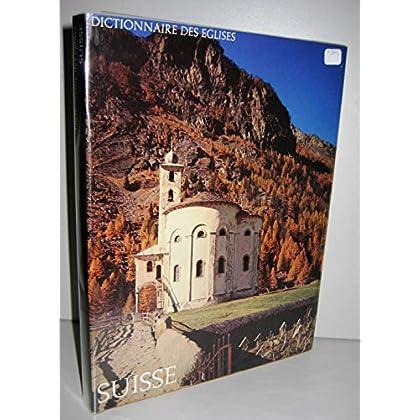 Dictionnaire des églises de France : suisse.