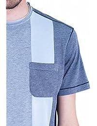 Unnati - Camiseta sobretintada