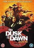 From Dusk Till Dawn: Complete Season 2 [DVD] UK-Import (Region 2), Sprache-Englisch.