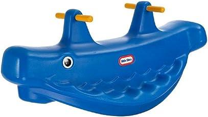 Balena A Dondolo - Blu