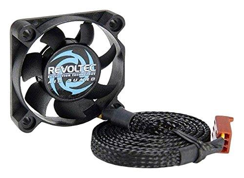 Revoltec Airguard 40 - Ventilador de PC (23,03 dB, Negro, 40 x...