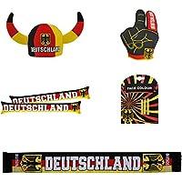 SportTeam SET - 5 Stücke DEUTSCHLAND Stadion-Paket