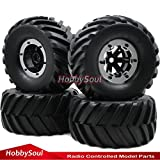 Best Truck Tires - 4pcs RC 130mm Crawler Truck Off Road Tires Review