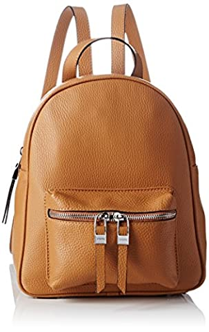 Arcadia Women's Roxie Backpack brown Marrone (Cuoio)